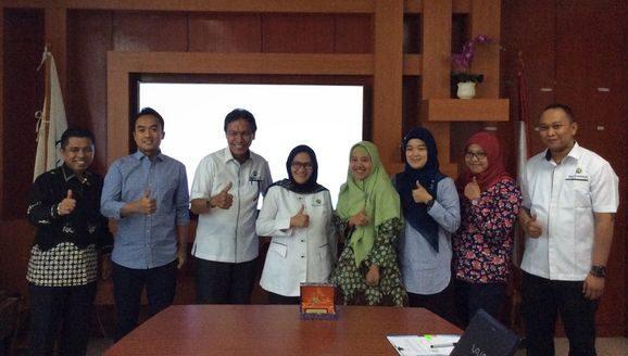 SEP FPK Unri Jalin Kerjasama dengan BBRSEKP Jakarta